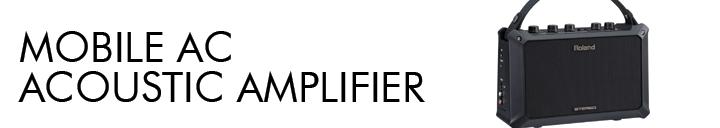 mobile ac acoustic amplifier roland boss