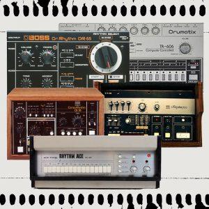 Drum Machine History