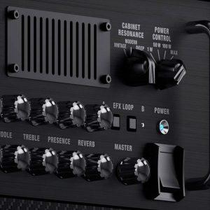 Inside a Guitar Amplifier