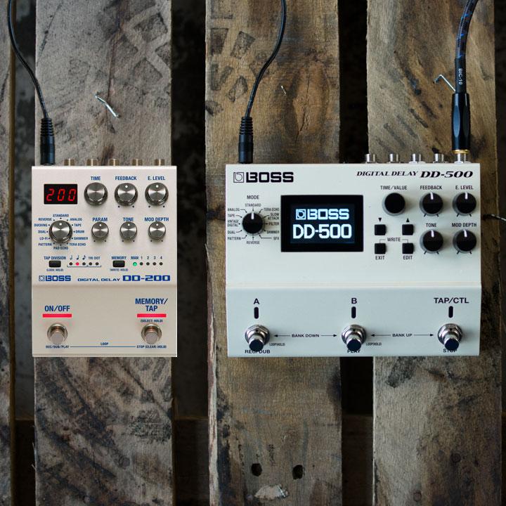 DD-200 and DD-500