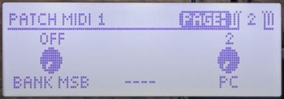 MS-3 Sending PC Messages